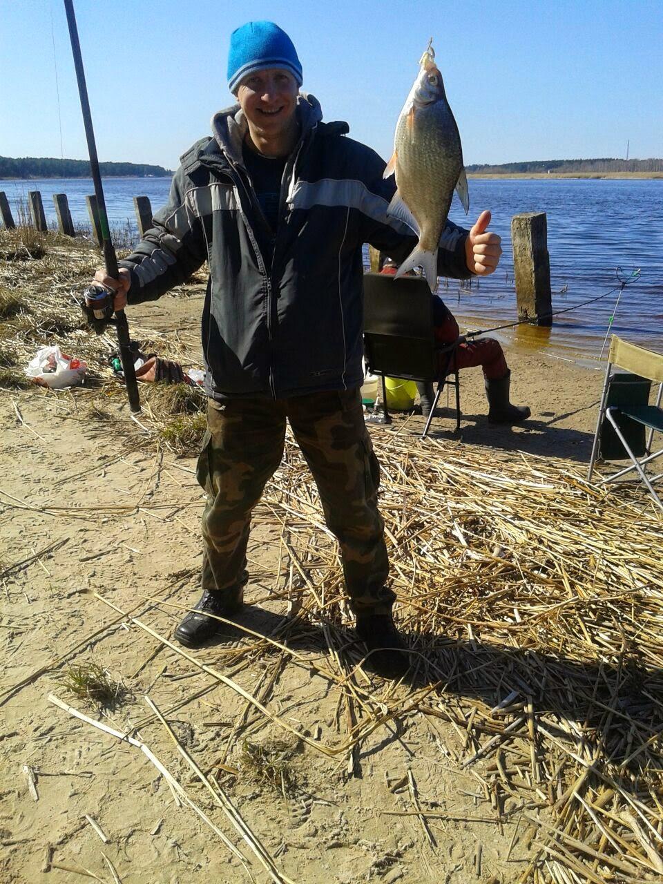 все о фидерной рыбалке весной видео